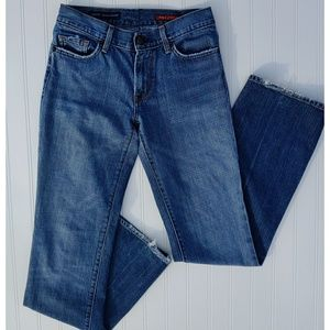Citizens Of Humanity Kelly#001 Low Waist Bootcut